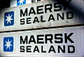 Maersk Sealand containers by Thorfinn Stainforth 20040801.jpg