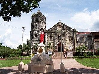 Magdalena, Laguna - St. Mary Magdalene Church