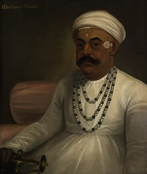 Daulat Rao Sindhia - Mahadaji Shinde