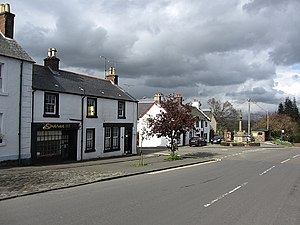 Kippen - Image: Main Street, Kippen (geograph 2903110)