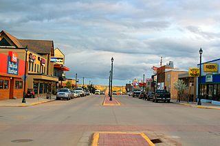 Watford City, North Dakota City in North Dakota, United States
