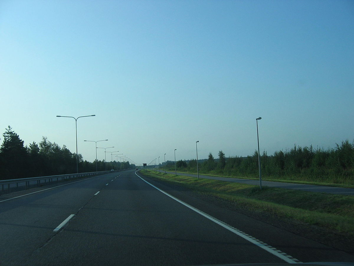 Finnish national road 2 - Wikipedia