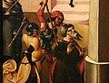 Mair von landshut (baviera), scene del martirio di giuda taddeo, 1500-20 ca. (milano, poldi pezzoli) 03.jpg