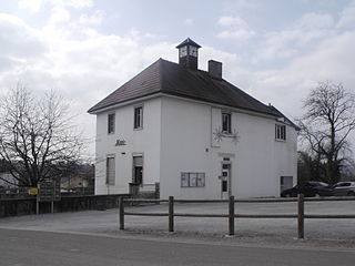 La Prétière Commune in Bourgogne-Franche-Comté, France