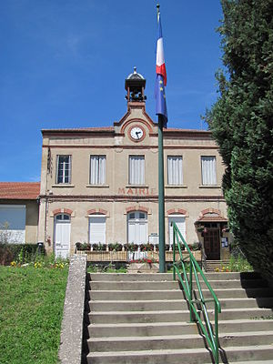 Beynost - Town hall