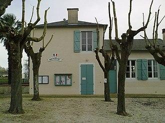 Higuères-Souye - Town Hall of Higuères-Souye