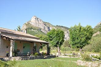 Authon, Alpes-de-Haute-Provence - A cottage