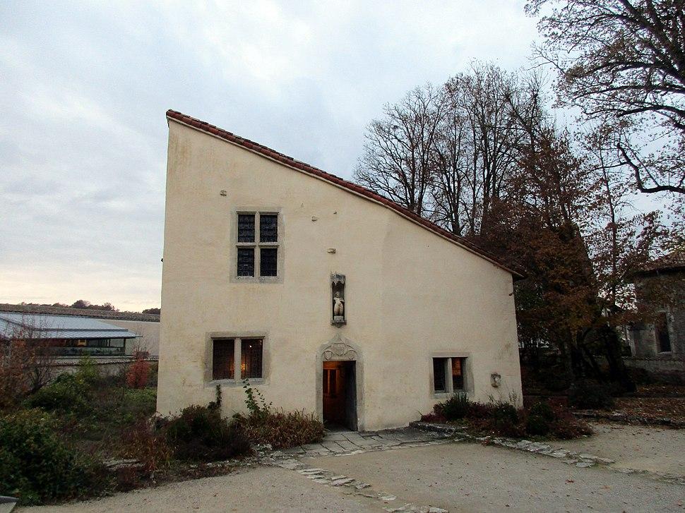 Maison natale Jeanne d'Arc 023