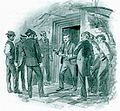 Major Israel McCreight opening the safe after the great fire.jpg