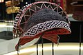 Male or female dignitary's headdress. Chokwe and Lunda peoples.Musée des Confluences.jpg
