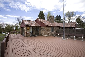English: Headquarters for the Malheur National...