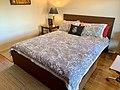 Malm bed from Ikea, Brisbane, Australia.jpg