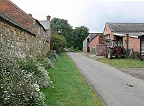 Manor Farm in Welham, Leicestershire - geograph.org.uk - 570157.jpg
