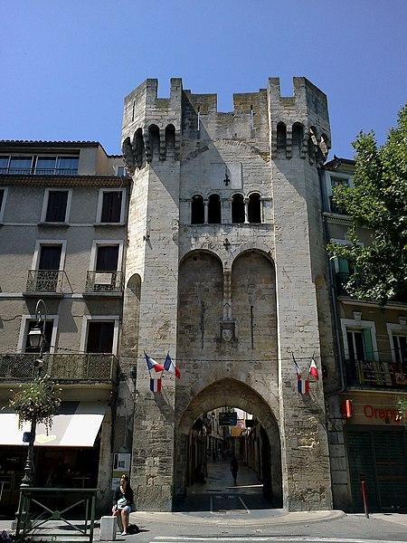 Manosque Porte De La Saunerie