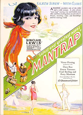 Mantrap (1926 film) - Image: Mantrap 1926