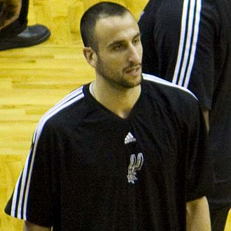 NBA Sixth Man of the Year Award - Manu Ginóbili won the award in the 2007–08 NBA season.
