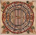 Manusyaloka, Map of the Human World WDL3191.png