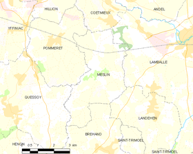 Map commune FR insee code 22151.png