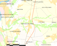 Map commune FR insee code 38019.png