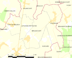 Map commune FR insee code 60062.png