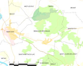 Map commune FR insee code 71510.png