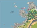 Map of CT dive site Coral Gardens Oudekraal detail.png