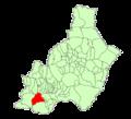 Map of Dalías (Almería).png