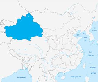 East Turkestan Historic region in Central Asia