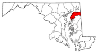 Map of Maryland highlighting Kent County.png
