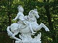 Marble sculpture Piece d eau des suisses Exterior of the Palace of Versailles2.JPG