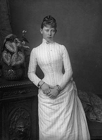 Princess Margaret of Prussia - Image: Margarida Feodora da Prússia