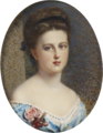 Maria Alexandrovna of Edinburgh by David Mossman (c.1874, Royal coll.).png