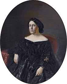 Maria Carolina of Bourbon-Two Sicilies, Countess of Montemolin by Franz Eybl.jpg