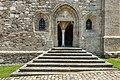 Maria Saal Pfarr-und Wallfahrtskirche Mariae Himmelfahrt West-Portal 24062017 9782.jpg