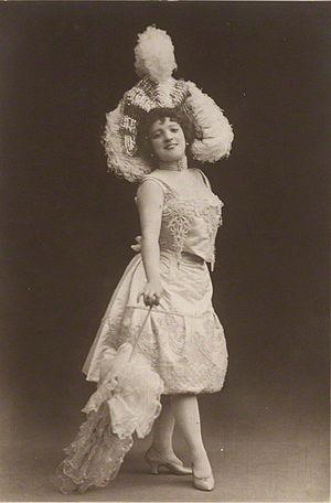 Alec Hurley - Marie Lloyd who Hurley married in 1906