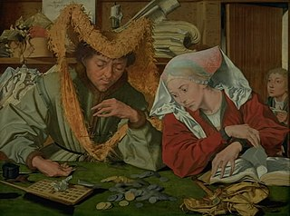 The Merchant and his Wife