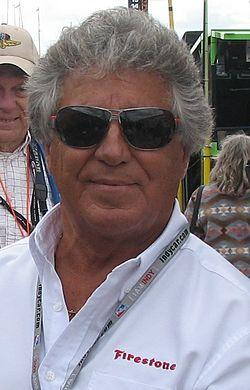 Mario Andretti 2009 Indy 500 Pole Day.JPG