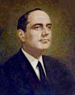 Mario Echandi Jiménez President of Costa Rica