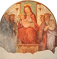 Mariotto Albertinelli (attr.), Madonna delle Grazie e santi (inizi del XVI secolo).jpg