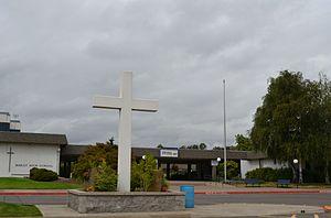 Marist Catholic High School (Eugene, Oregon) - Image: Marist High School (Eugene, Oregon)