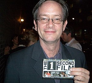 Mark McKinney - McKinney holding a producer credit for The 1 Second Film in September 2004