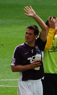 Mark Greaves English former professional footballer who played as a defender