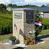 Monument ter herdenking IXth Troop Carrier Command