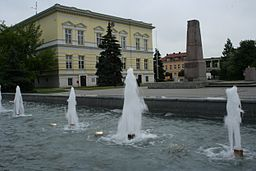 Market Square in Nowy Tomyśl IMG 3345.JPG