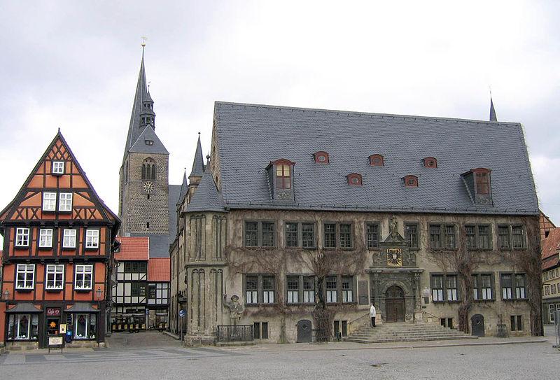 Rathaus von Quedlinburg