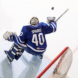 Toronto Marlies - Recording 15 shutouts with the Marlies, Garret Sparks holds the franchise all-time shutout record with the team.