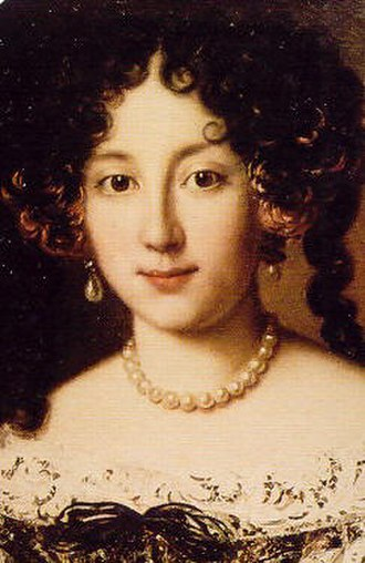 Marie Mancini - Marie Mancini.