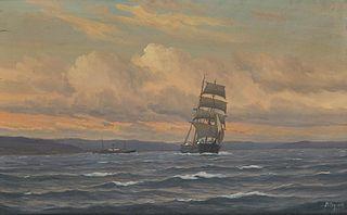 Sailing Ship and Steamship