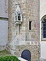 Martinskirche, Abgang zur Archäologischen Ausgrabung.jpg
