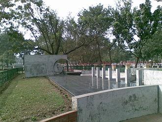 Matiur Rahman (military pilot) - Matiur Rahman's grave